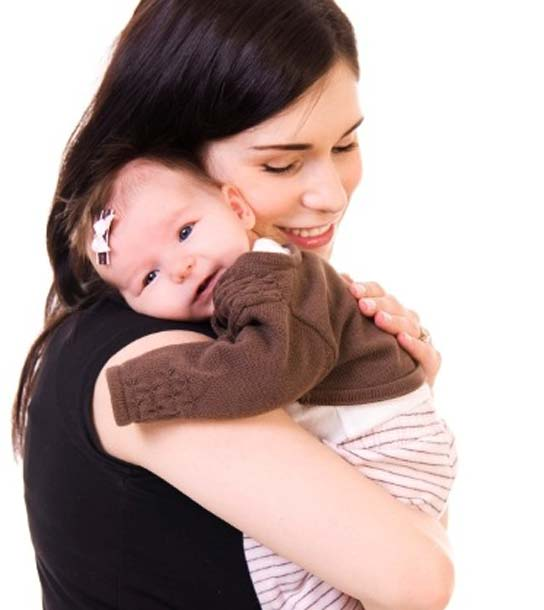 Children Who Are Cuddled Are Less Likely To Do Drugs — New Study