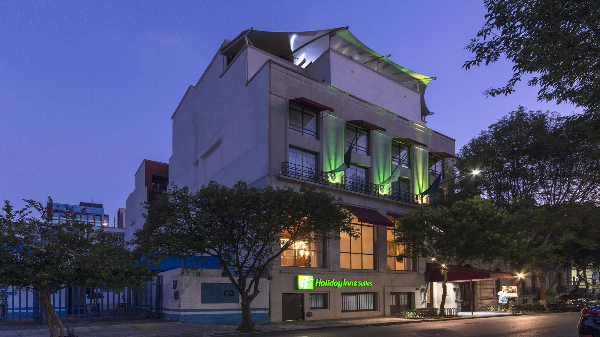 Holiday Inn and Suites Cd de Mexico Zona Rosa