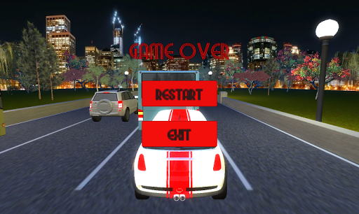 Single Player Traffic Racing 1.0 screenshots 5