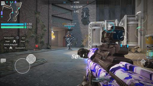 Infinity Ops: Online FPS 1.5.1 screenshots 20