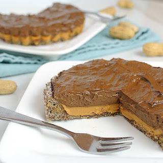 Keto Chocolate Peanut Butter Tarts Recipe