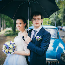 Wedding photographer Mikhail Burenkov (mburenkv). Photo of 09.10.2015