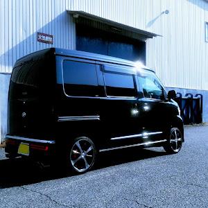 アトレーワゴン S321G のカスタム事例画像 トーチンさんの2020年11月12日11:02の投稿
