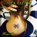 Neck Tattoo for Women icon