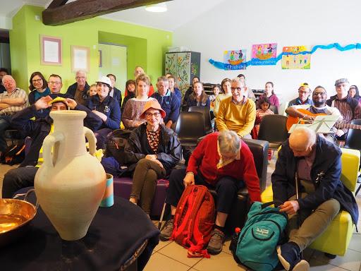 salle communautaire L'Arche de La Vallée