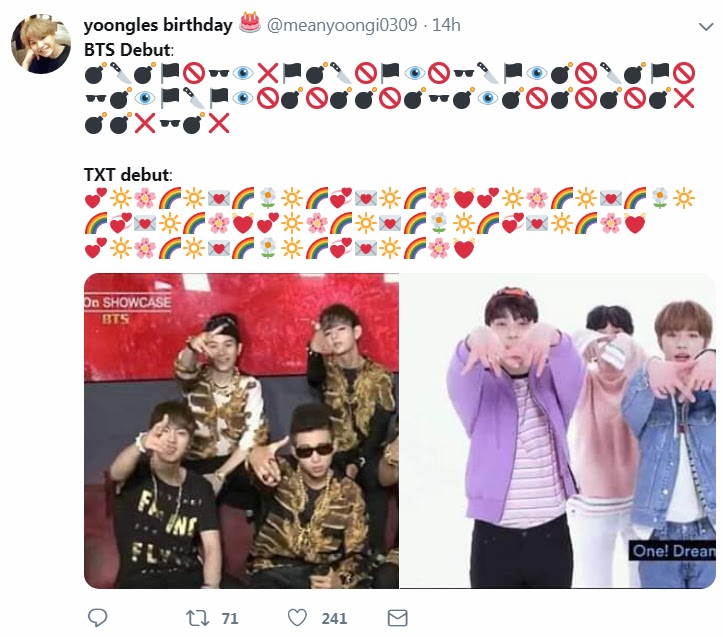 Bts S And Txt S Debuts Are Being Compared In The Most Hilarious Ways