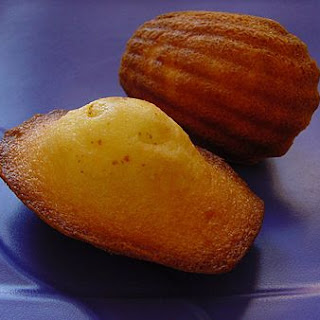 How To Bake Madeleines