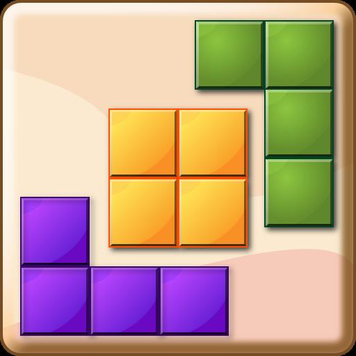 블록 채우기 解謎 App LOGO-硬是要APP