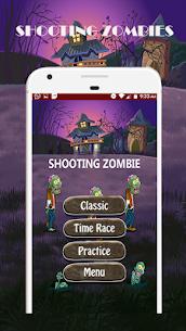 Shooting Zombie 1