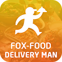 Fox-Food Delivery - Delivery Person Driver