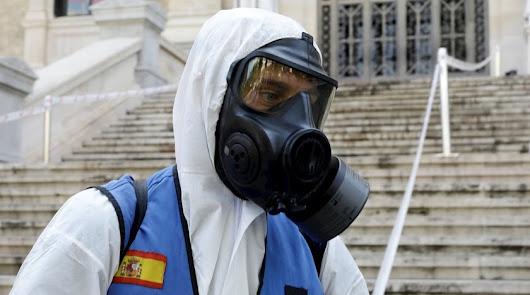 España, el país con más contagios por coronavirus de Europa occidental