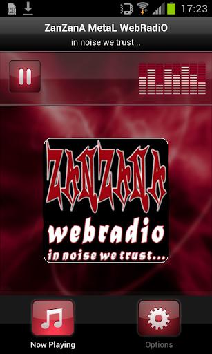 ZanZanA MetaL WebRadiO