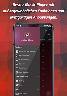 Pi Music Player - Mp3 Player Screenshot