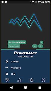 Poweramp skin platinum v3 v1 1 [Paid] APK ~ Fullfreecoding