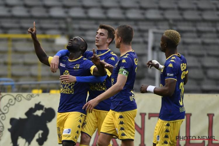 L'Union sombre face à Saint-Trond qui s'envole en tête des playoffs 2A