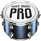Simple Drums Pro - The Complete Drum App icon
