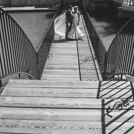 Wedding photographer Magdalena Sobieska (saveadream). Photo of 21.01.2018