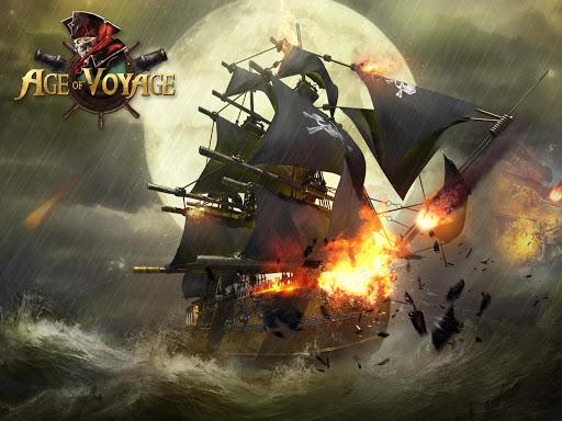 Age of Voyage - pirate's war screenshot 1