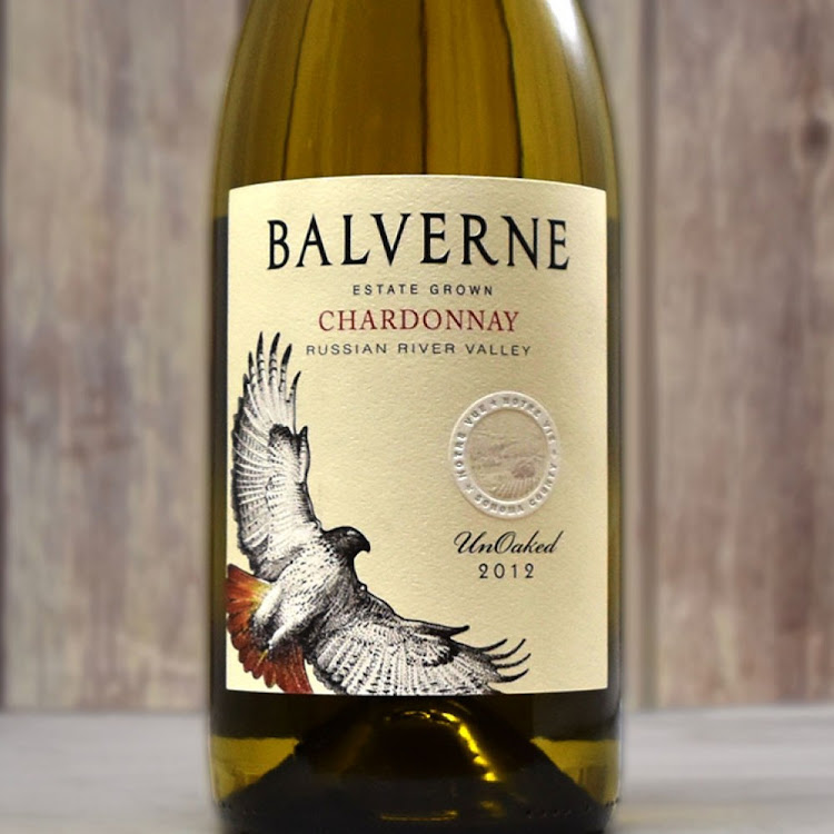 Logo for Balverne Unoaked Chardonnay