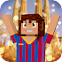 Barcelona Craft: City Building & Crafting Games 3D