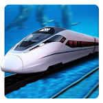 Train Games: Underwater Icon