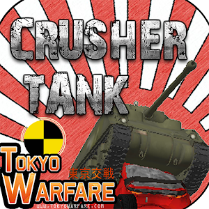 Tokyo Warfare Crusher Tank for PC and MAC
