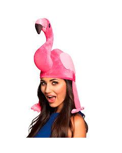 Flamingohatt