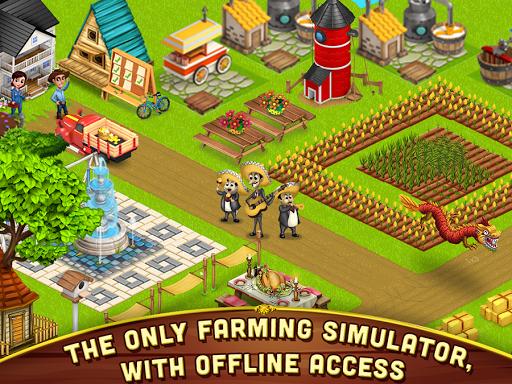 Big Little Farmer Offline Farm screenshot 19