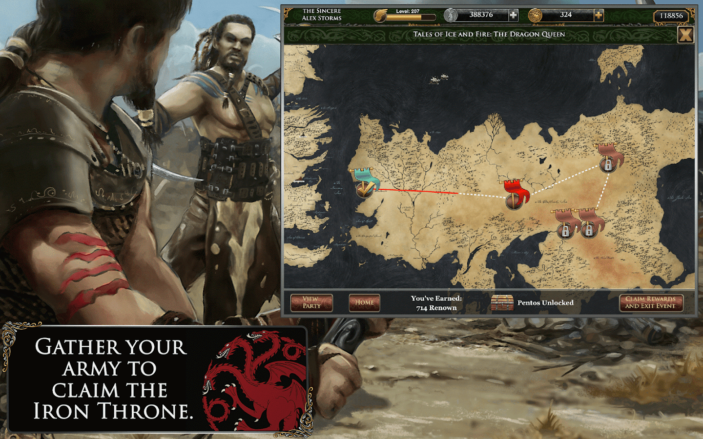 Game of Thrones Ascent- screenshot