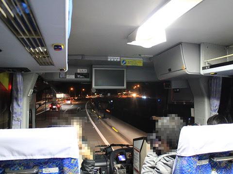 西鉄「フェニックス号」インスタ映えツアー 帰路へ