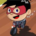 Race With Ryan Bike icon
