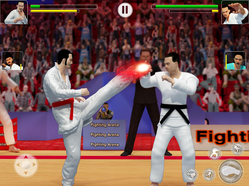 Tag Team Karate Fighting Games: PRO Kung Fu Master 2.2.0 screenshots 12