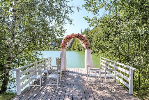 Ресторан для свадьбы {название} у воды