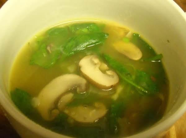 Baby Soup Recipe