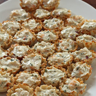 Mozzarella Shrimp Bites.