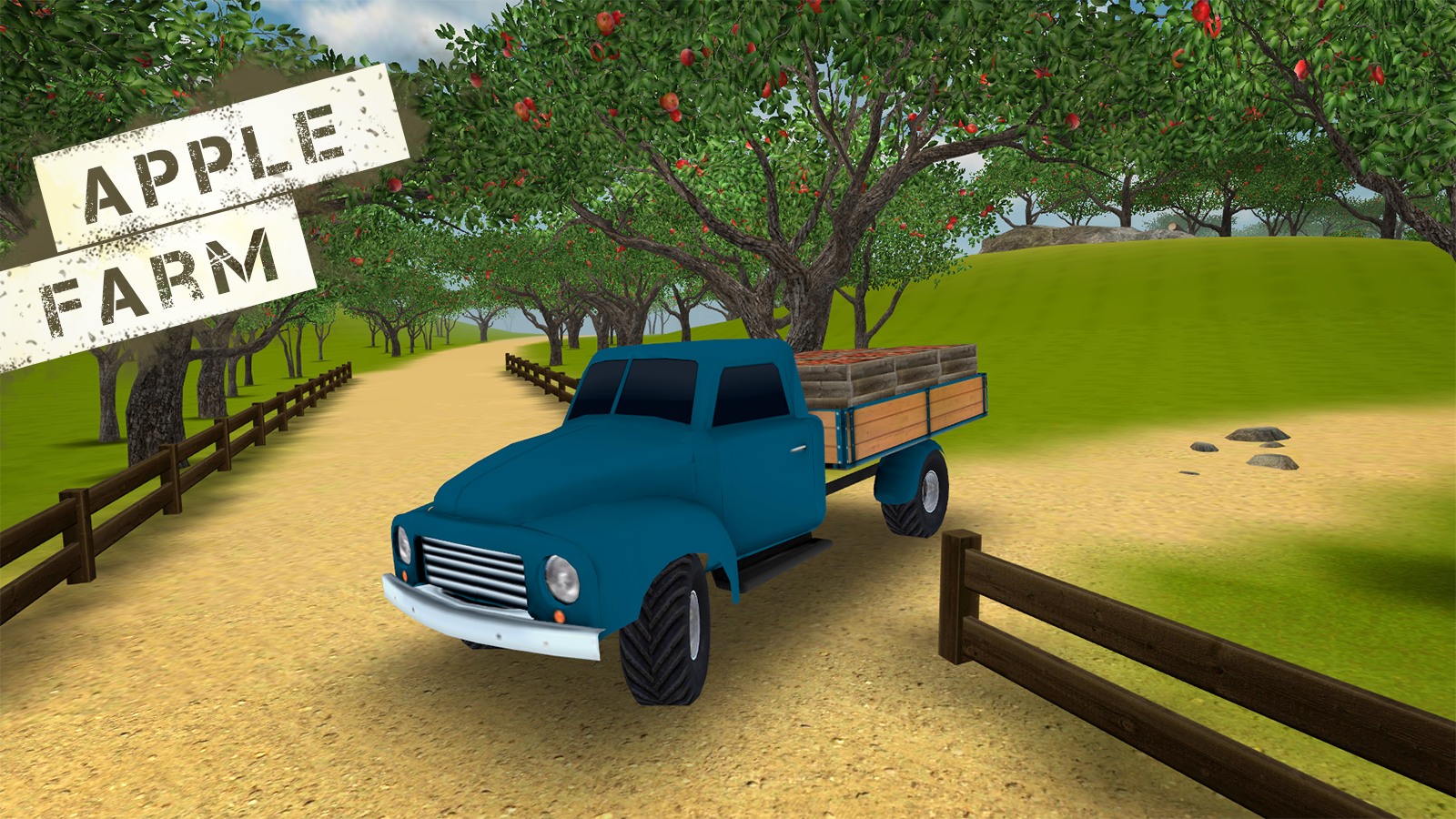 Farm Truck- screenshot