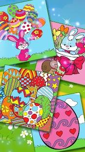 Velikonoční Omalovánky Hry - náhled
