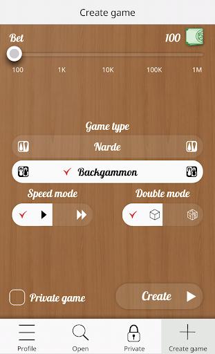 Backgammon Online 1.1.7 Cheat screenshots 2