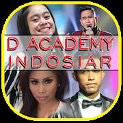 Lagu D Academy Indosiar