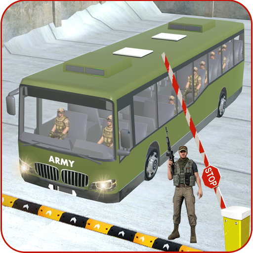 Army Bus Game US Soldier Duty (game)