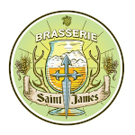 Logo of Saint James Plum Lambic