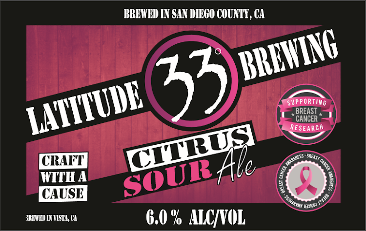 Logo of Latitude 33 Citrus Sour Ale