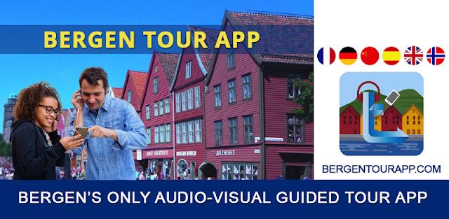 Ứng dụng Bergen Tour