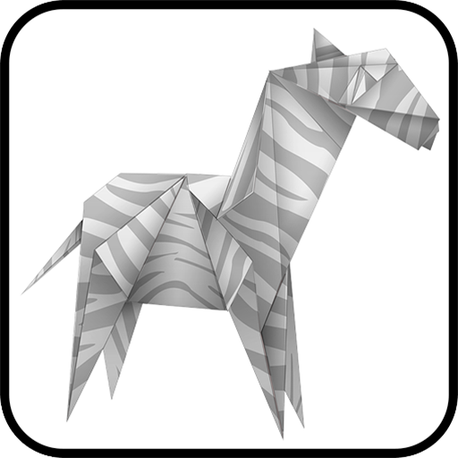 折り紙動物 運動 App LOGO-硬是要APP