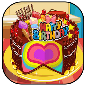 birthday cake designs for PC and MAC