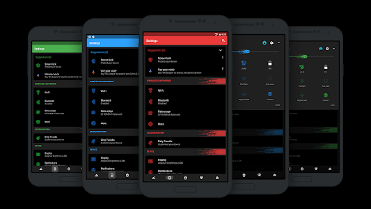 [Substratum] Dark Matter Theme 2.1 (Patched)