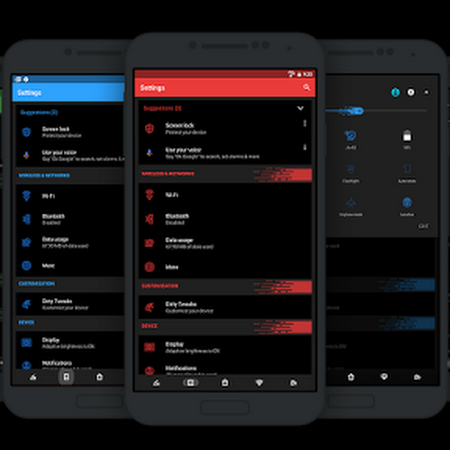 [Substratum] Dark Matter Theme v2.1 [Patched]