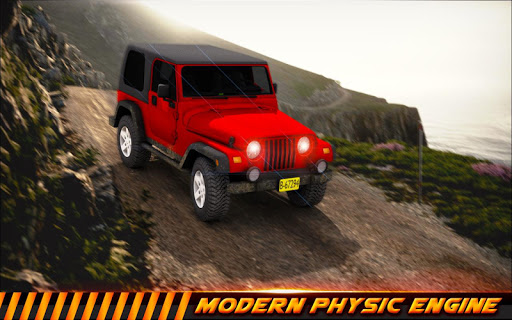Mud Truck Simulator 3D: Offroad Driving Game 1.0.1 screenshots 3
