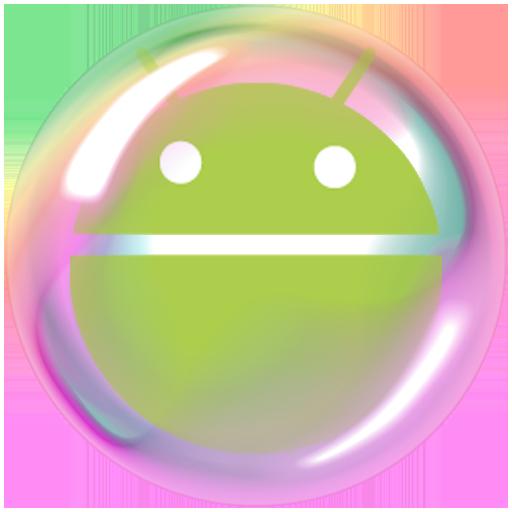 Bubble Icon Pack Cool Theme Nova/Apex/ADW and more