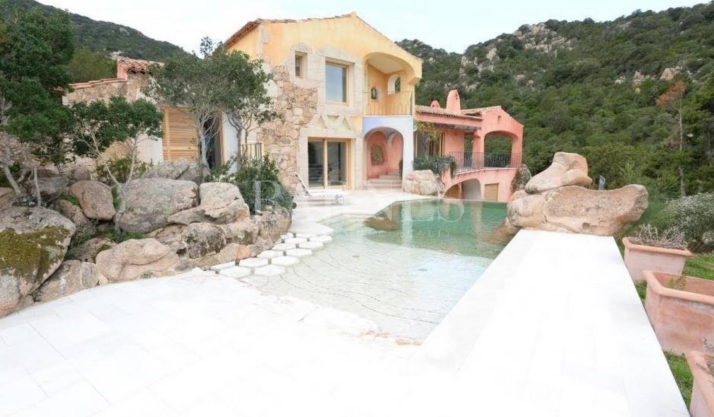 Maison avec piscine et jardin Porto Cervo
